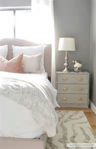 Guest Bedroom Grey Guest Bedroom Makeover With Benjamin Chelsea Gray