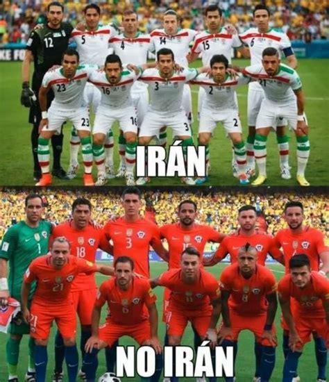 los mejores memes de la eliminatoria mundialista y chile