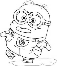 coloring book printing coloring pages minion coloring pages and