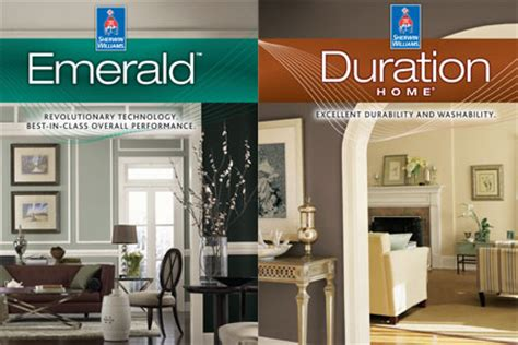 aecinfo news sherwin williams emerald and duration