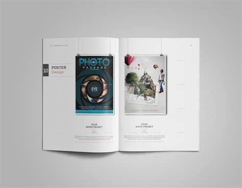 graphic design portfolio pdf template graphic design portfolio template by adekfotografia