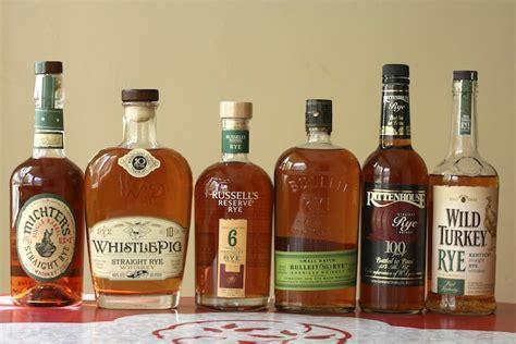 best rye whiskey reviews drink spirits