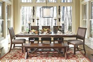 Ashley Dining Room Tables windville dining room table windville dining room table is rated 4 3