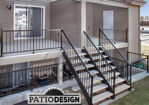 re de patio en aluminium patio design construction design de balcons en aluminium