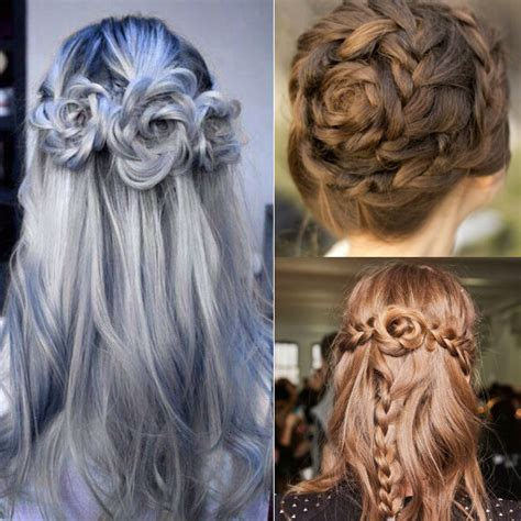 Romantic Hairstyles For School | side french braided hairstyle archives vpfashion vpfashion