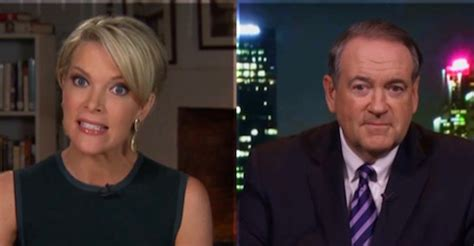 megyn kelly introduces mike huckabee with an f bomb watch megyn kelly get testy with mike huckabee because she