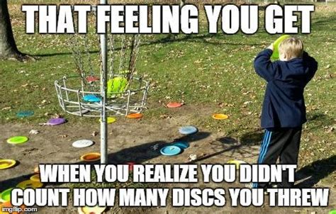 Disc Golf Memes - do you know all your discs disc golf puttheads