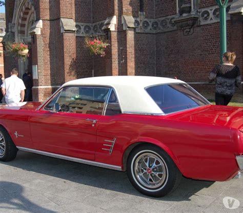 Location D Auto Mustang by Location De Voiture De Collection Pour Mariage Mustang
