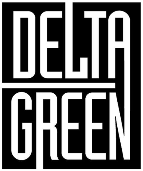 Delta Green tips for running delta green from dennis detwiller