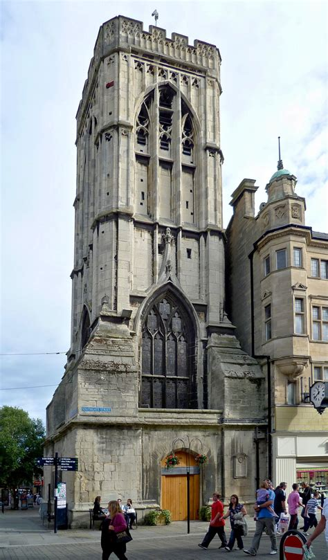 st michaels tower gloucester wikipedia
