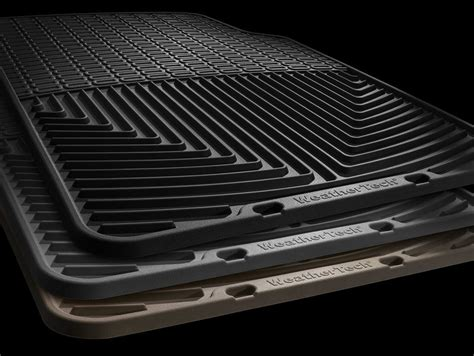 Weathertech Winter Floor Mats by Weathertech All Weather Floor Mats Sharptruck