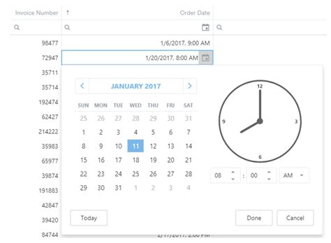 format date knockout what s new 17 2 devextreme html5 javascript ui widgets