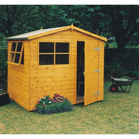 Tongue Groove Sheds by Goodwood Wroxham Professional Tongue And Groove Shed 10 X