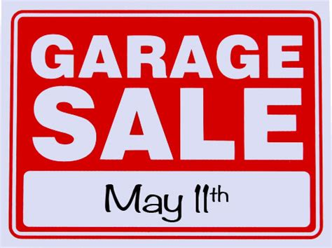How To Run A Garage Sale by How To Run A Garage Sale 2017 2018 Best Cars Reviews
