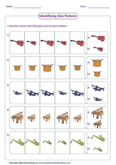 repeating pattern activities free worksheets 187 repeating patterns worksheets eyfs