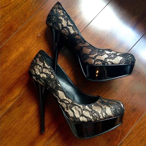 dollhouse high heels 80 dollhouse shoes sold black lace high heels