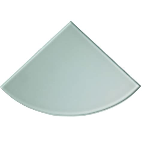 frosted glass shelf bathroom frosted tempered glass bathroom caddy corner shelf