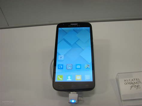 Hp Alcatel One Touch Pop C7 ifa 2013 alcatel one touch pop c7 on