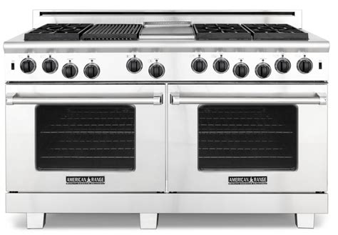 2 Burner Gas Cooktop Propane American Range Appliances Ranges And Ovens For Homes And