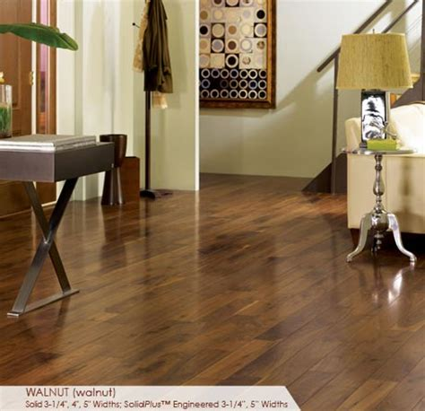 5 Inch Walnut   Somerset Character Engineered   Hardwood