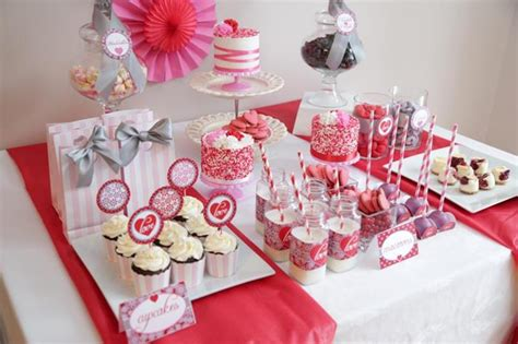 really valentines day ideas kara s ideas s day sweet table