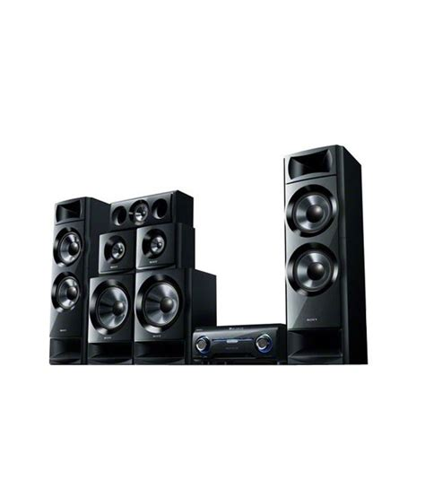 buy sony ht   component home theatre system