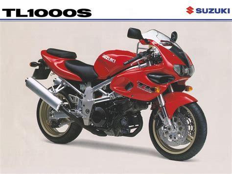 suzuki tl1000s sports bikes