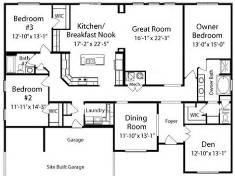 american floor plans flooring ranch house floor plans unique american floor