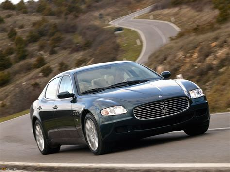 Images Of Maserati by Images Of Maserati Quattroporte V 2004 08 1600x1200