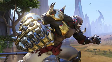 overwatch gamespot overwatch s doomfist finally confirmed and he s available