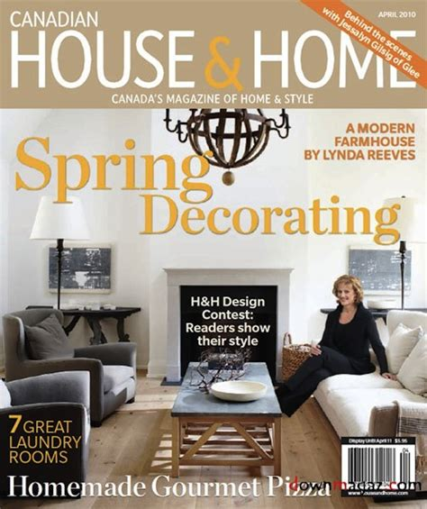 best home decorating magazines top 50 canada interior design magazines that you should