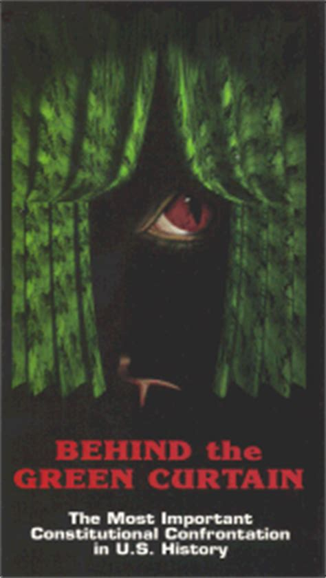 behind the green curtain documentary dvd behind the green curtain jeremiah films