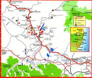 valley map valley australia map