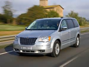 Chrysler Voyager Review Chrysler Grand Voyager Review Catalog Cars