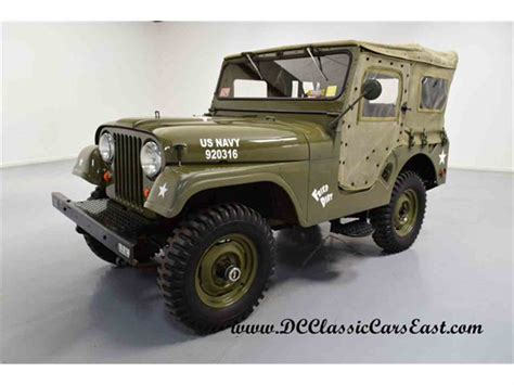 willys jeep 1960 willys jeep for sale classiccars com cc 986285
