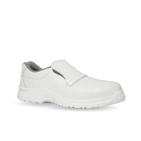 chaussures de boulanger blanche cat