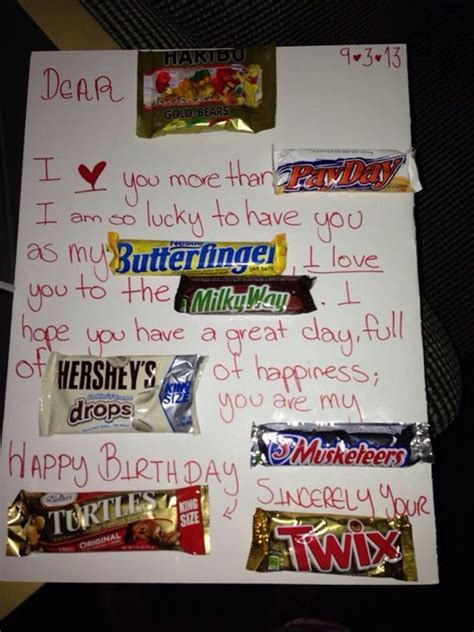 chocolate letter for hubby s bday he loved it love