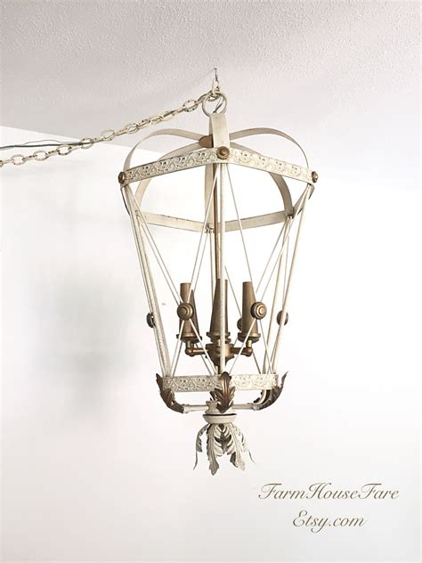 Shabby Chic Lighting Chandelier Antique Hanging Light Shabby Chic Chandelier Large Dining