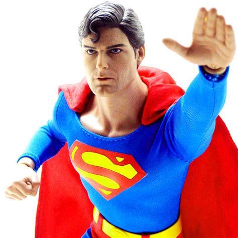 christopher reeve hot toys bonecos hot toys brasil superman christopher reeve