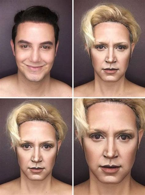 Makeup artist himself can replace the entire female part of quot game of