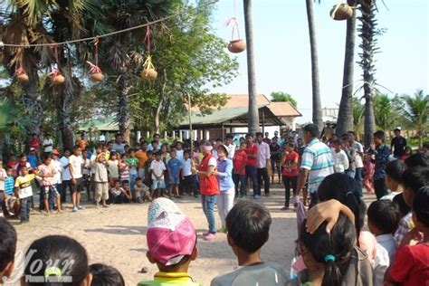 khmer new year in cambodia