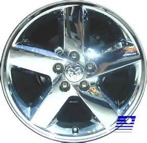2008 dodge avenger oem factory wheels and rims