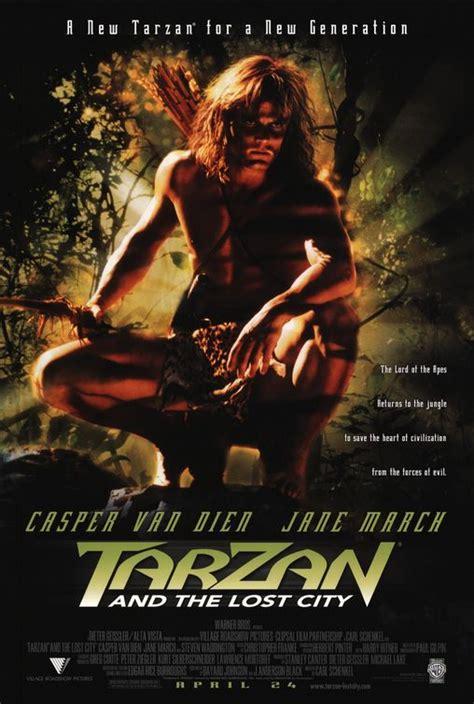 film tarzan x no sensor unseen films tarzan and the lost city 1998