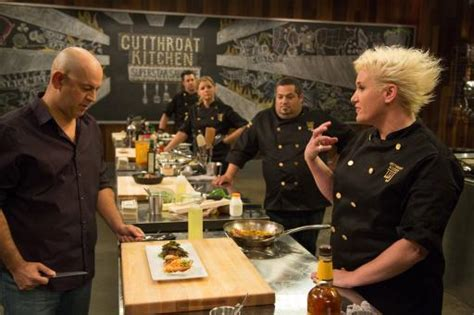 Is Cutthroat Kitchen by Sixteen Culinary All Compete In Cutthroat
