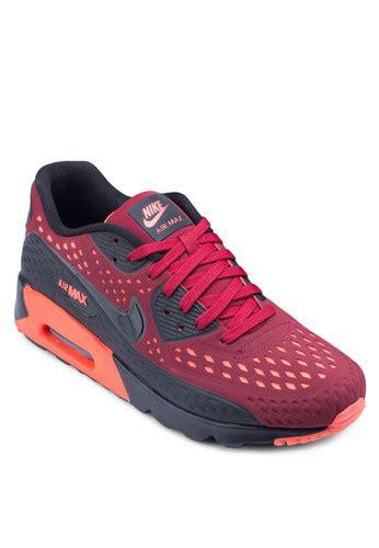 Nike Airmax Pink Hijau kasut sukan unisex