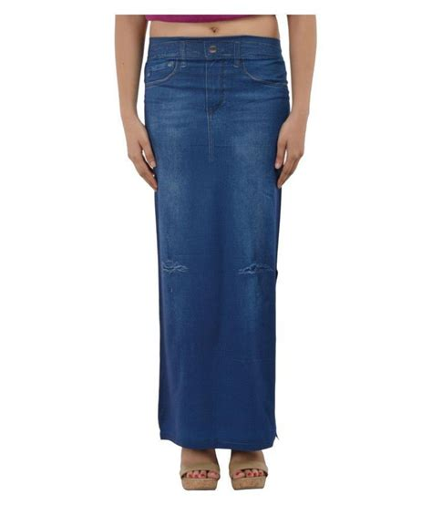 buy timbre polyester pencil skirt at best prices in