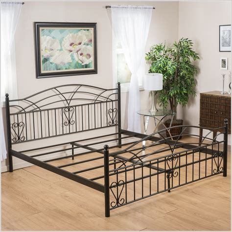 Cal King Iron Bed Cal King Iron Bed Frame Page Best Home Interior Design Ideas For You