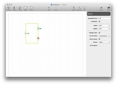 electronic circuit simulator wiring diagrams repair