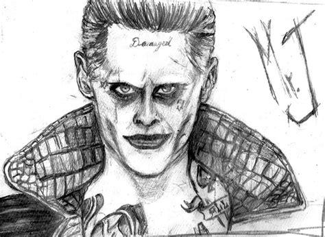 imagenes a lapiz del joker dibujos del joker suicide squad taringa