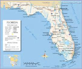 do you a map of florida